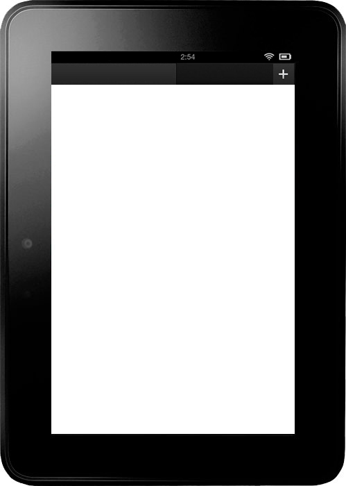 Kindle hdx7 port